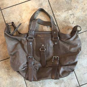 Leather The Sak Handbag/Shoulder Bag